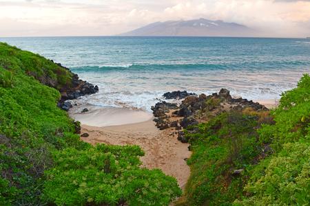Wailea Beach, Maui Reklamní fotografie