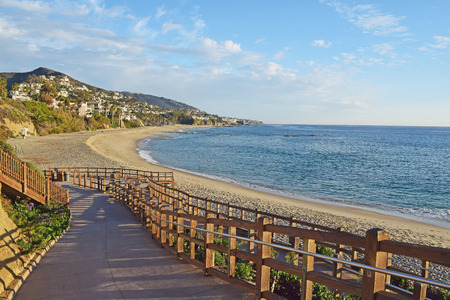 Entrance to Laguna Beach