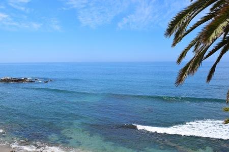 Laguna Beach during the Summertime in Southern California Reklamní fotografie