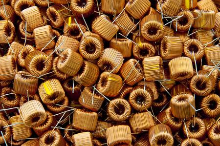 electromagnetism: Copper coil