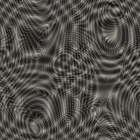 interference: interference moire pattern. seamless black and white texture