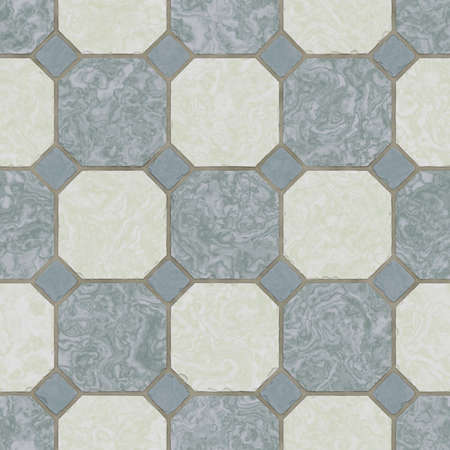 ceramic tile kitchen floor - seamless texture Stock Photo - 5457701