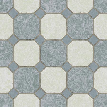 ceramics: pavimento della cucina di piastrelle di ceramica - seamless texture