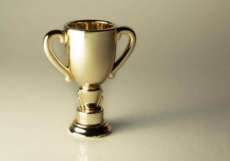 premios: Premio de la copa dorada - procesamiento de objeto real no 3D