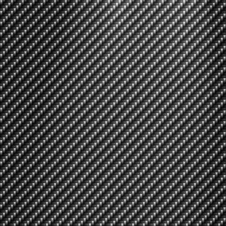 weaves: high detailed carbon texture Stock Photo