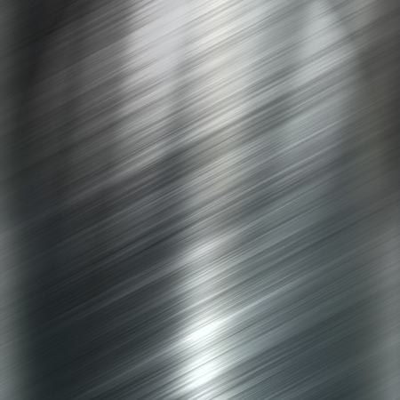 Brushed metal texture pattern background 免版税图像 - 43865249