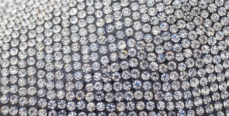 아름다운 다이아몬드 배경 크리스탈 스와 로브 스키