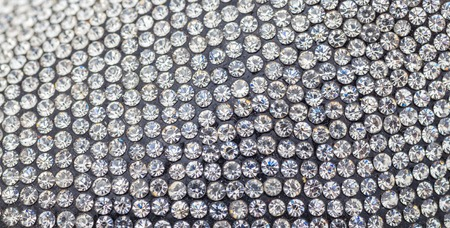 Los diamantes hermosos cristal swarovski fondo Foto de archivo - 45012749
