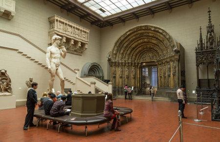 モスクワ, ロシア - 2015 年 10 月 29 日: プーシキン美術館はモスクワ、ロシアのヨーロッパの芸術の最大の博物館です。 報道画像