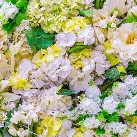 꽃의 추상적 인 배경 스톡 콘텐츠