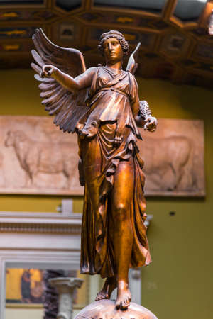 Winged Victory Monument Statue Stock Photos And Images - 123RF