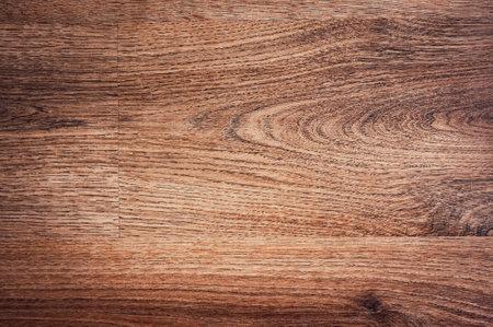 Textura de fondo de madera de la superficie del tablero. Tablón de madera marrón grunge. Foto de archivo