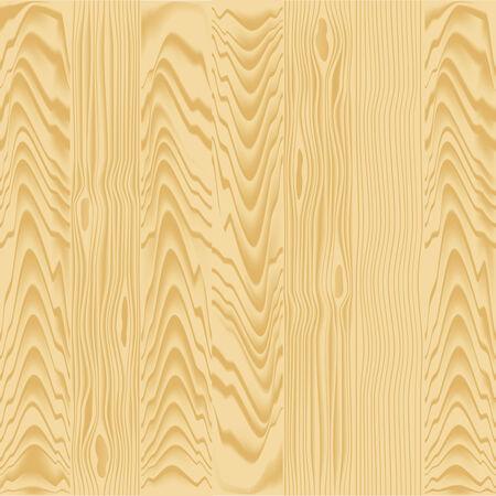 planche de bois: R�aliste bois naturel planche texture de fond avec gradient. Vector illustration.