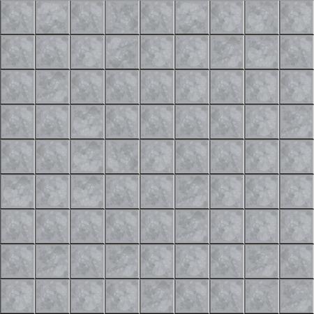 concrete blocks: Ceramic tiles pattern for continuous replicate. Vector illustration