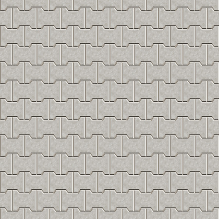 Pattern for decoration and design tile floor. Seamless pattern. Vector illustration