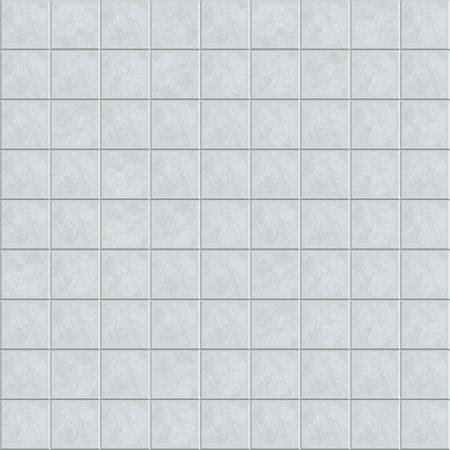 Ceramic tile floor. Seamless pattern. Vector illustration