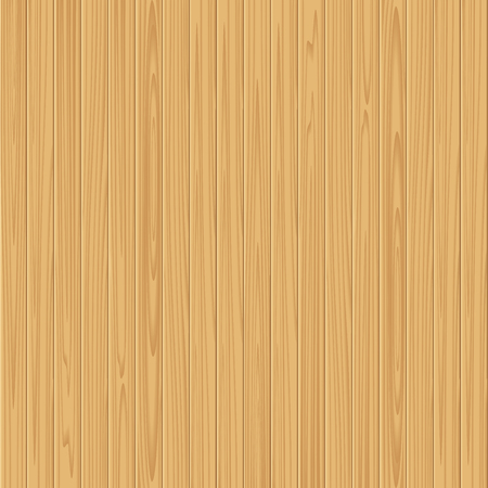 laminate flooring: Natural wooden background. Seamless vector planks material.