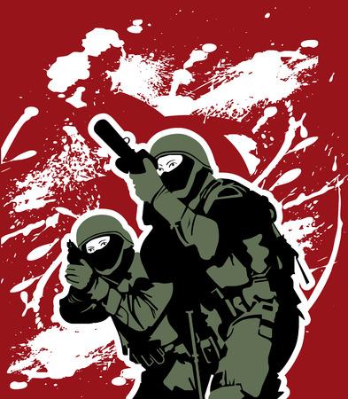 �lite: Elite soldati