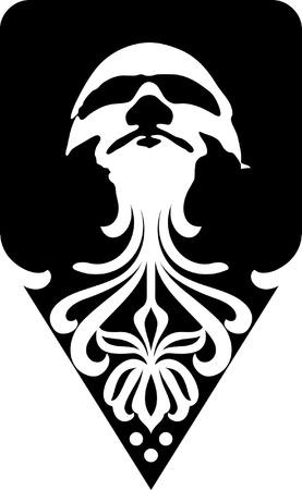 beard man: icon man