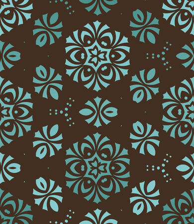 retro wallpaper Stock Vector - 5028170