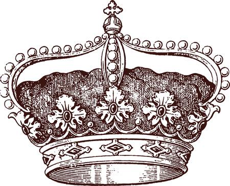 queen diamonds: corona della Regina