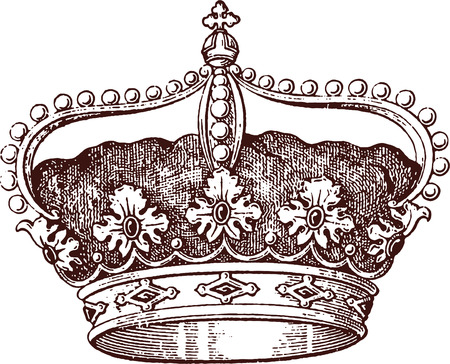 monarchy: queen crown