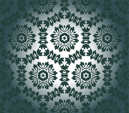 retro wallpaper Stock Vector - 5686581