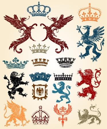 medieval king: design set