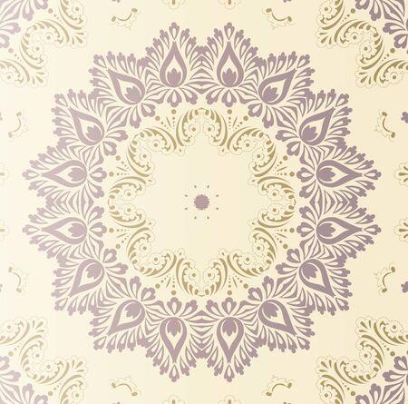 retro wallpaper Stock Vector - 11951015