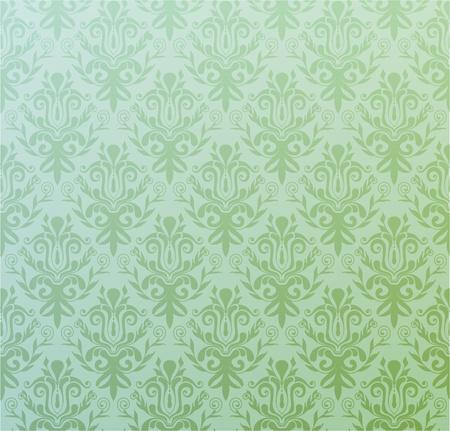 retro wallpaper Stock Vector - 12035897