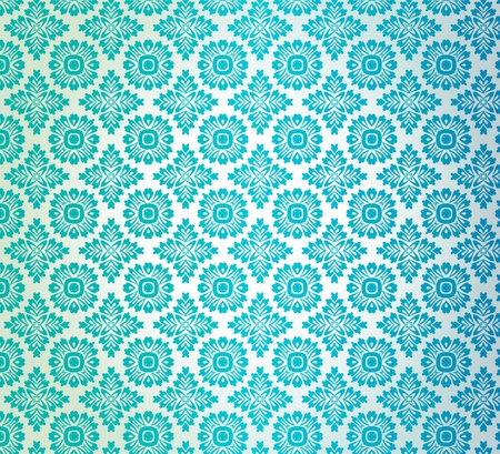 retro wallpaper Vector