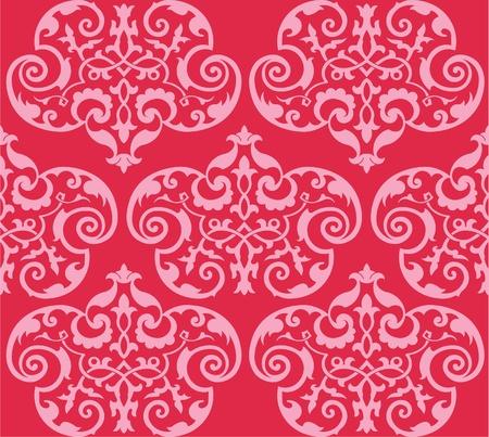 Seamless wallpaper Stock Vector - 12403765