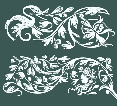 Baroque Stock Vector - 12493681