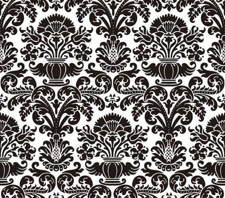 Retro wallpaper Stock Vector - 13188778