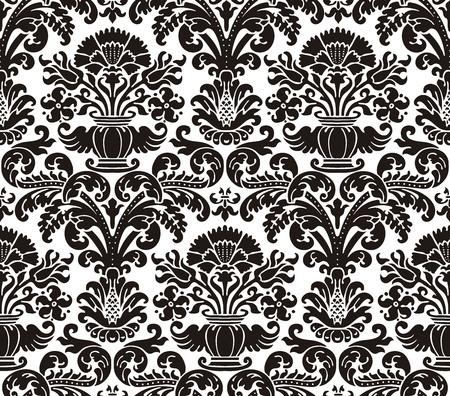 Retro wallpaper Stock Vector - 13188778