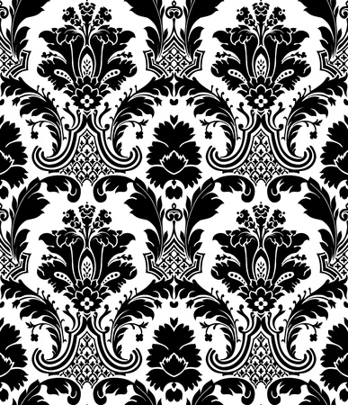 Old wallpaper Stock Vector - 13188767