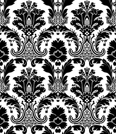Old wallpaper Stock Vector - 13188767