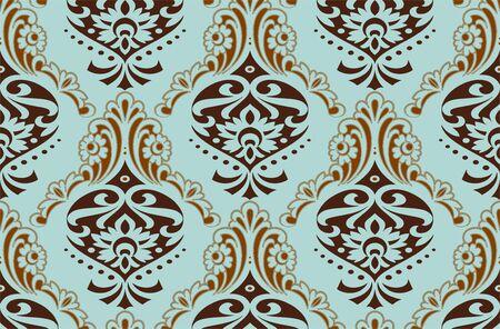 retro wallpaper Stock Vector - 13654458