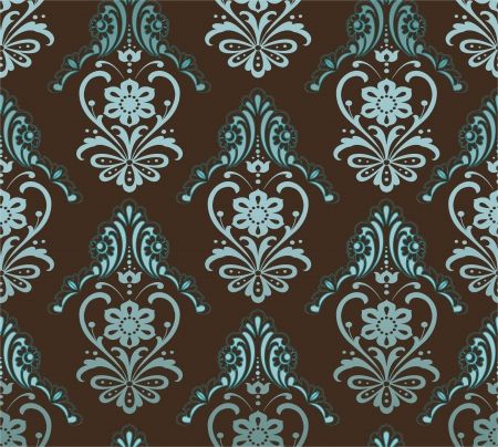 ethnic pattern: retro wallpaper