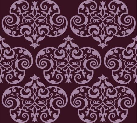 classicism: Seamless wallpaper