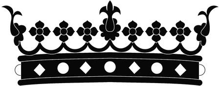 upper arm: European crown