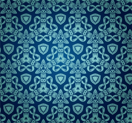 artdeco: retro wallpaper