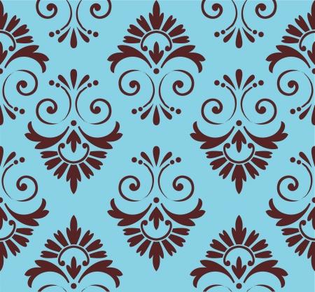 retro wallpaper Stock Vector - 14034715