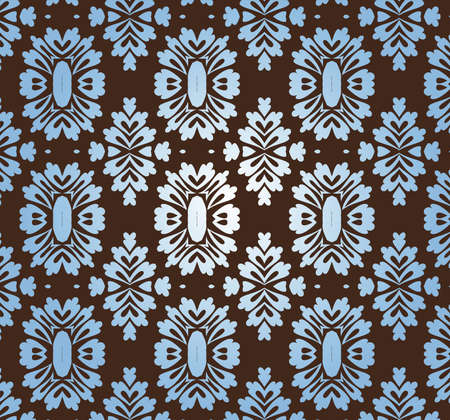 retro wallpaper Stock Vector - 14234398