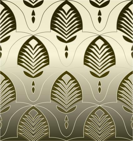 retro wallpaper Stock Vector - 14328119