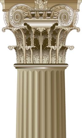 derecho romano: columna