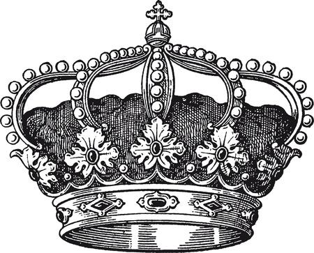 corona real: corona