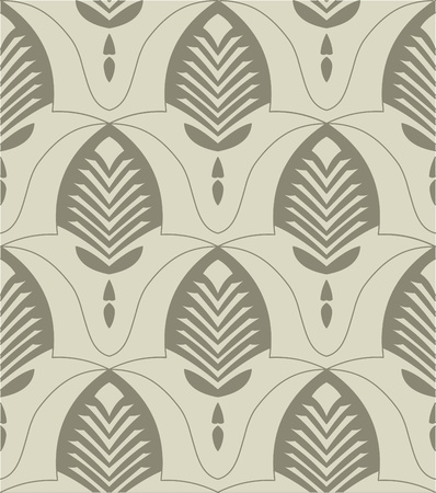 retro walpaper Vector