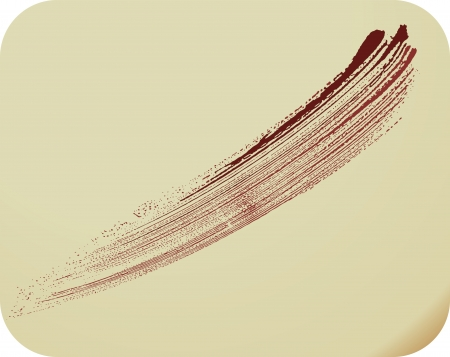 abstract paintbrush Vector