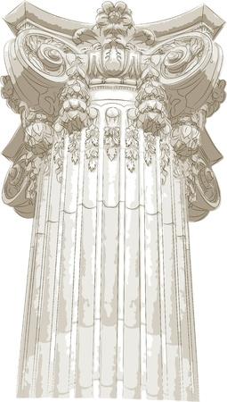 columnas romanas: Capitol